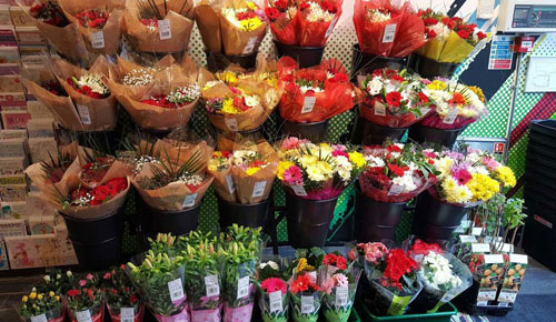 Forecourts Flower Supplier in London