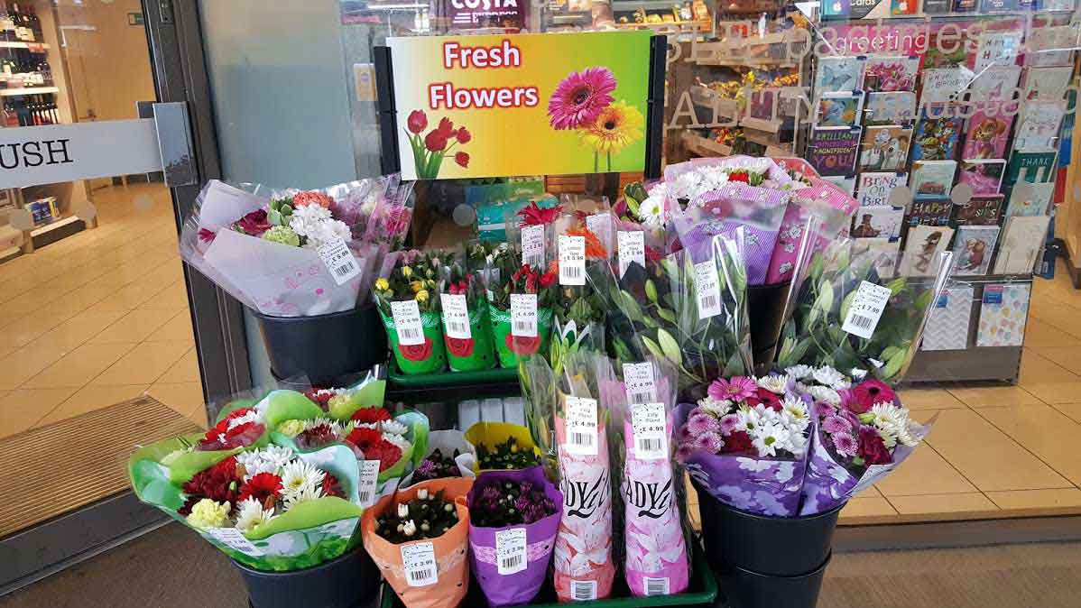 Wholesale Flowers and Supplies UK