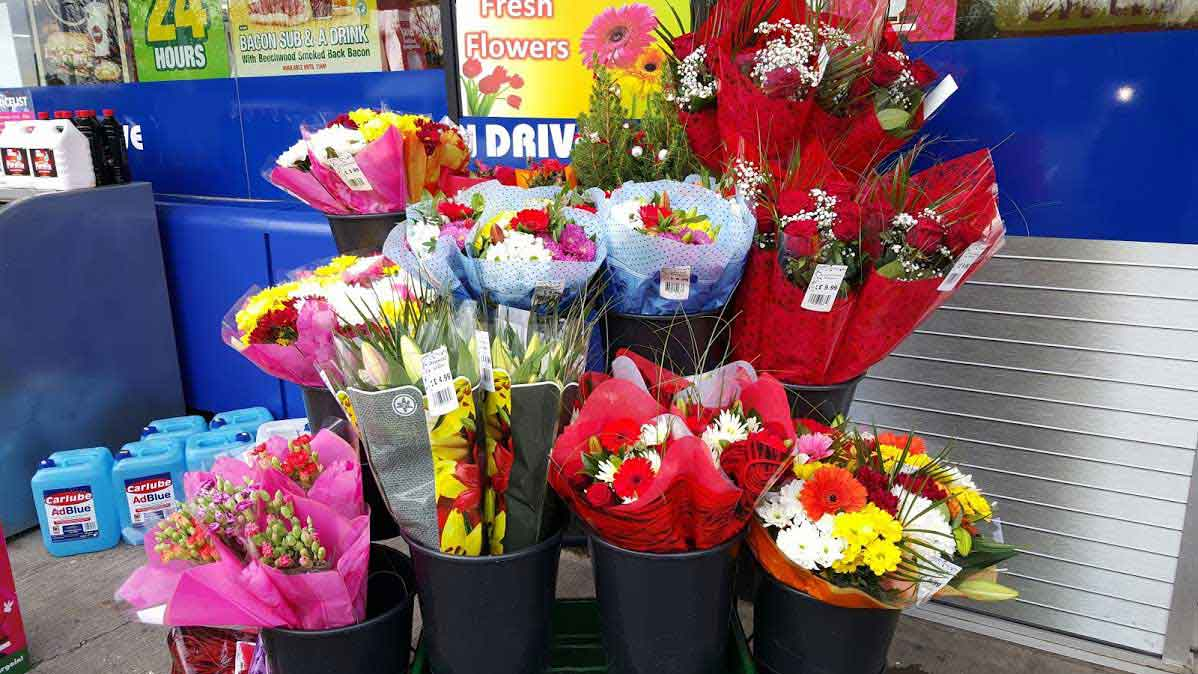 Flowers for Bouquets in UK